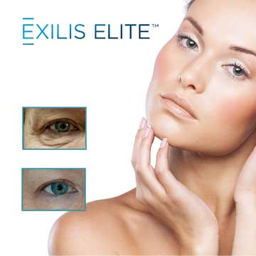 BTL Exilis Elite Satin Face Lifting Detail Information