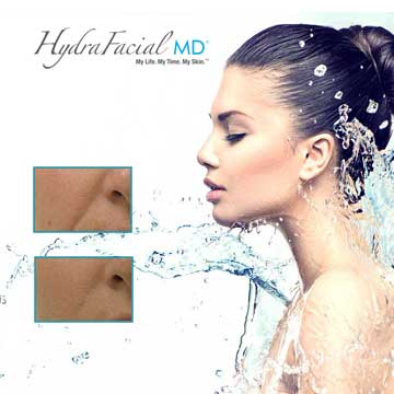 Hydrafacial MD Skin Care and Renewal Detail Information