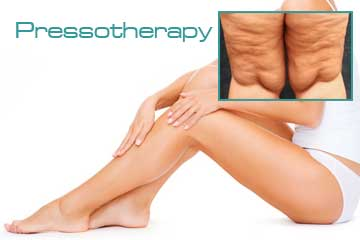 Local Slimming - Body Shaping - Weight Loss Cellulitis Pressotherapy