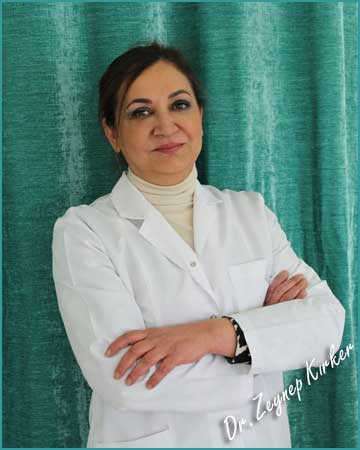 Dr. Zeynep Kirker Medical Esthetic Policlinic Medical Esthetic Detail Information
